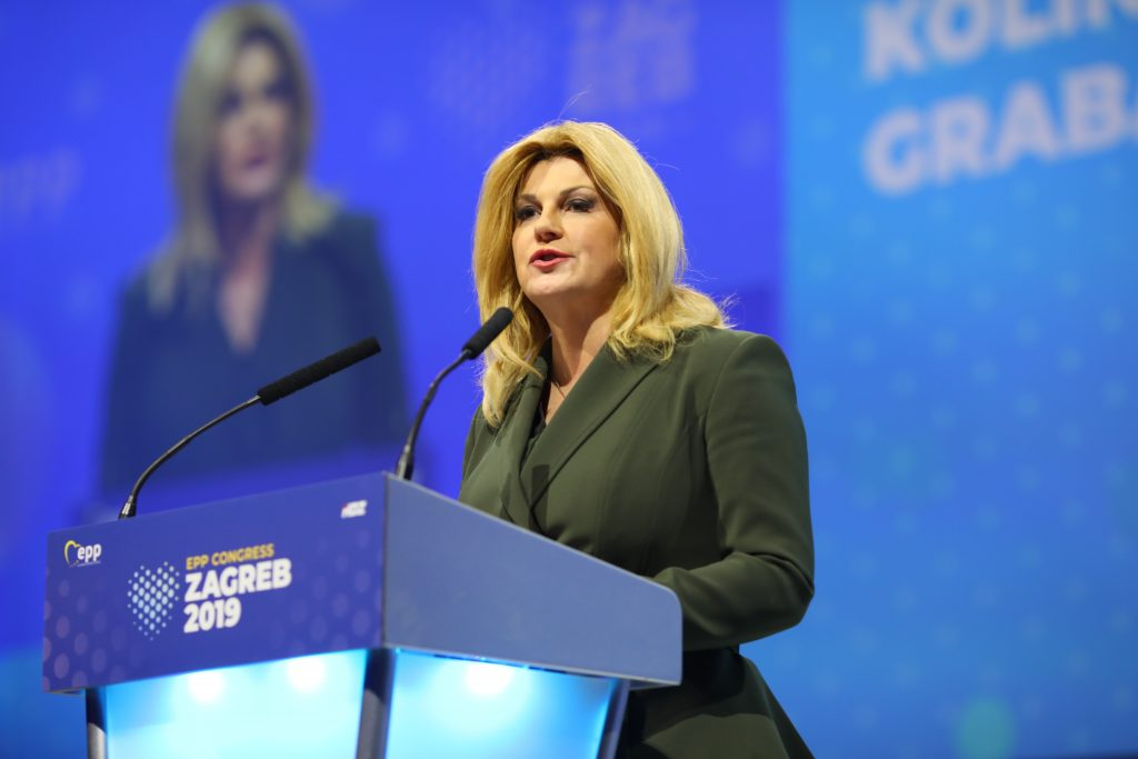 Featured title picture: Kolinda Grabar-Kitarović, President of Croatia (2015-2020) Photo credit: European People's Party on Flickr with Attribution 2.0 Generic (CC BY 2.0)
